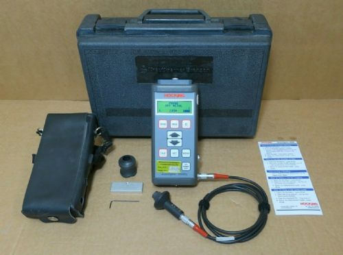 Hocking AutoSigma 3000DL Electrical Conductivity 60kHz/500kHz Inspection Meter